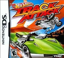 Hot Wheels: Track Attack (Nintendo DS) Lite Dsi xl 2ds 3ds xl hotwheels