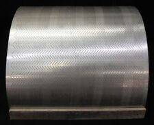 MIKRO PULVERIZER #3 PERFORATED SCREEN, .010 HB, 304 STAINLESS STEEL, 34627