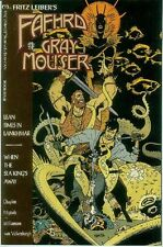 F. Leiber 's Fafhrd & Gray Mouser # 4 (of 4) (Estados Unidos, 1991)