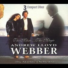The Music...The Magic, Vol. 3 by Andrew Lloyd Webber will combine s/h