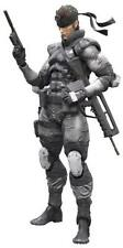 METAL GEAR SOLID PLAY ARTS Kai Solid Snake (PVC painted action figure)