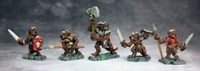 Kobold Raiders Reaper Miniatures Dark Heaven Legends Minions Monster Melee RPG