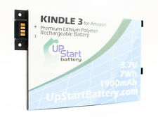 Amazon Kindle 3G Battery Replacement, New, Lifetime Warranty
