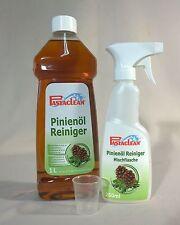 Pastaclean Pinienöl Reiniger Gel Konzentrat 1000 ml + Mischflasche DHL Versand