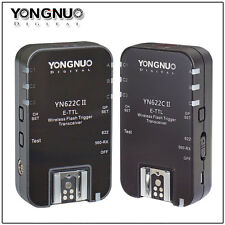 Yongnuo YN-622C II TTL Wireless Flash TRIGGER for CANON DSLRS YN622
