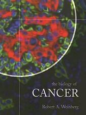 The Biology of Cancer, Weinberg, Robert A., Acceptable Book