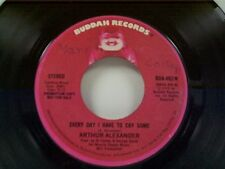 "ARTHUR ALEXANDER ""EVERY DAY I HAVE TO CRY SOME / MONO"" 45 MINT PROMO"