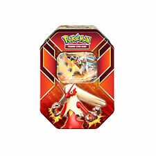 Carte POKEMON-Blaziken EX TIN DA COLLEZIONE-ESTATE 2015 SIGILLATO hoenn POWER