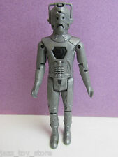 dr DOCTOR WHO vintage CLASSIC CYBERMAN ACTION FIGURE dapol BBC 20