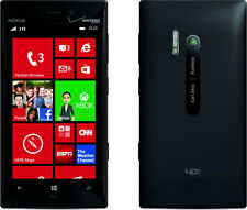 Nokia Lumia 928 - 32GB - Black (Verizon) +GSM Unlocked Smartphone Clean ESN