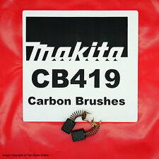 Makita CB419 Carbon Brushes 191962-4 HR2430 HR2432 HR2440 HR2450 HR2410 HR2420