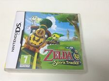 THE LEGEND OF ZELDA SPIRIT TRACKS .  Pal España ..Envio Certificado ..Paypal
