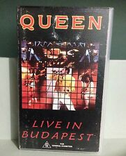 Queen - Live in Budapest 1986 - VHS