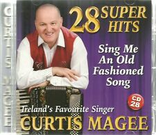 CURTIS MAGEE SING ME AN OLD FASHIONED SONG - IRELAND'S FAVOURITE SINGER CD