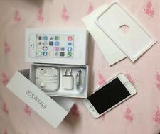 Brand New Apple iPhone 5S 16GB Silver & White GSM Factory Unlocked Clean IMEI