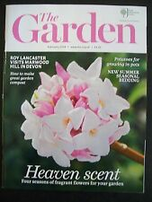 The Royal Horticultural Society. The Garden Magazine. February, 2014. VGC.