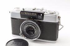 EXCELLENT+++++ Olympus PEN EE-3  w/D.Zuiko 28mm F3.5 Lens from japan  #372