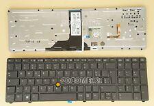 NEW For HP EliteBook 8760w 8770w Keyboard Backlit Italian Tastiera