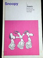 A Peanuts Book Featuring Snoopy Weekly Reader Charles M Schulz 1958 Vintage