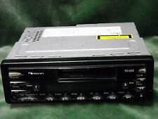 Nakamichi TD-250 Mobile Receiver/Cassette Deck.