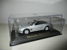 MERCEDES BENZ SL55 ROAD SIGNATURE SCALA 1:43