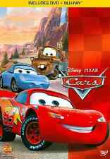 Cars (DVD ONLY!) Comes with Disney Rewards