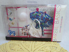 Barbie Basics Look #02 Collection 3 Doll Fashion Black Label ~  New in Box!
