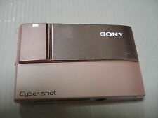Nice Sony Cybershot DSC-T10 7MP Digital Camera - Pink
