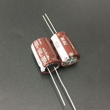 5pcs 100uF 100V100UF 13x20mm Nichicon PW Low Impedance Long Life Capacitor
