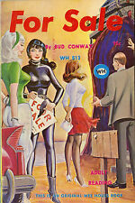 Vintage Sleaze PB Paperback - For Sale - Eric Stanton Cover Wee Hours 1967