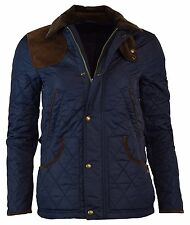Polo Ralph Lauren NAVY BLUE BARN HAGAN SZ XL NYLON QUILTED Women's Jacket $365