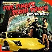 Five Finger Death Punch : American Capitalist CD (2011)