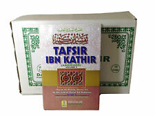 Tafsir Ibn Kathir (10 Vol Set) Arabic/English,Hardcover,Islam,Textbook,Religion