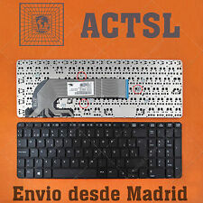 Teclado Español para HP Probook 450 G0 Notebook PC series Negro Sin marco