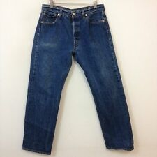 VTG 80s Levi's 501 USA Made Jeans Mens SZ 35 x 31 Workwear Skate