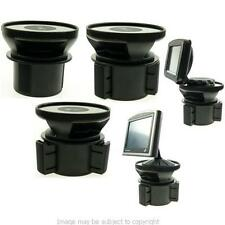 Vehicle Drinks Holder Base for GPS SatNav Mounts fits TomTom, Garmin, Navman etc
