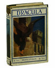 DRACULA by Bram Stoker ~ 16th Edition 1927 ~ Rider Edition in Jacket ~ Vampire