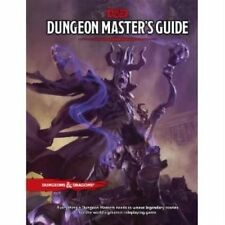 Dungeon Master's Guide 5th Edition - Dungeons & Dragons Fifth Hardcover DnD Book