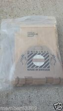 Genuine Euroclean HipVac UZ964 Commercial Vacuum Cleaner Bags 10 pack 1406554-02