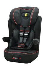 Team Tex Baby Car Seat I-Max Sp Ferrari Luxe Black (927954)