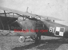 CD OF EARLY POLISH AIRFORCE PHOTO ALBUM 1919-1920