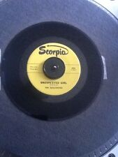 "45 rpm - ""Brown-Eyed Girl"" - The Golliwogs - 1964 - Renamed CCR In 1967."