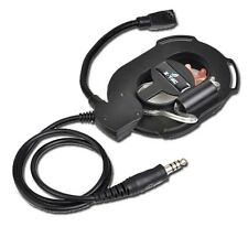 Z TACTICAL Z 023 BOWMAN IV M-TACTICAL  AIRSOFT HEADSET BK CUFFIA + MICROFONO