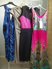 STOCK CLEARANCE JOB LOT LADIES GIRLS DRESSES - WHOLESALE  PARTY EVENING BNWT