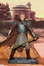 "Star Wars Jedi Master Rahm Kota 3.75"" Figure. The Force Unleashed!"