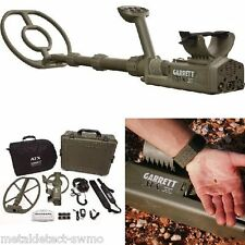 New Garrett ATX Extreme Pulse Induction Metal Detector with Deep Seeker Package