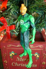 DC GREEN LANTERN CORPS TOMAR RE CUSTOM CHRISTMAS ORNAMENT NEW !!!