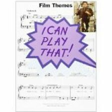 I Can Play That! Film Themes Easy Piano Sheet Music Grade 1-4 Aladdin Disney S24