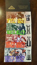 1992-93 NHL ALL STAR GAME MONTREAL PRESIDENT'S PARTY CARD SET GRETZKY ORR HOWE