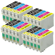 20 Ink Cartridges for Epson WorkForce WF-3640DTWF WF-7610DWF WF-7620TWF
